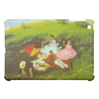 Luncheon by Pal Szinyei Merse iPad Mini Cases