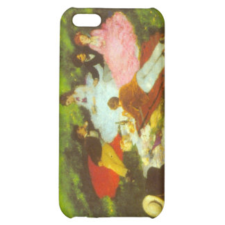 Luncheon by Pal Szinyei Merse iPhone 5C Cases