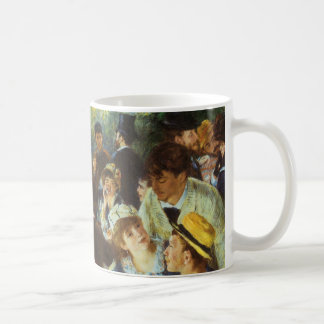 Luncheon of the Boating Party by Pierre Renoir Coffee Mug