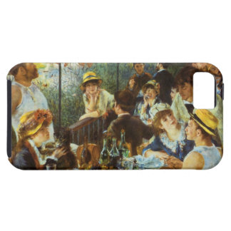 Luncheon of the Boating Party by Pierre Renoir iPhone SE/5/5s Case