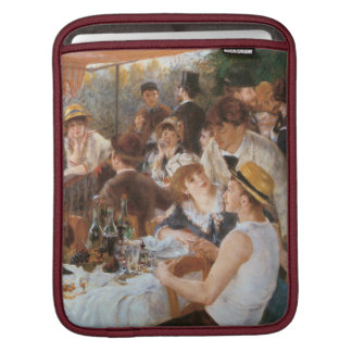 Luncheon of the Boating Party iPad Sleeve