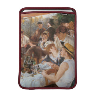 Luncheon of the Boating Party MacBook Air Sleeve
