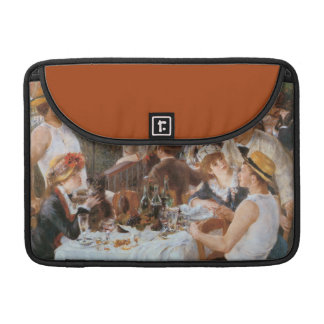 Luncheon of the Boating Party MacBook Pro Sleeve