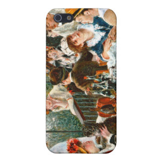 Luncheon of the Boating Party, Renoir iPhone SE/5/5s Case