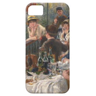 Luncheon of the Boating Party Vintage - Renoir iPhone SE/5/5s Case