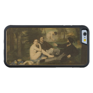 Luncheon on the Grass by Edouard Manet Carved® Maple iPhone 6 Bumper