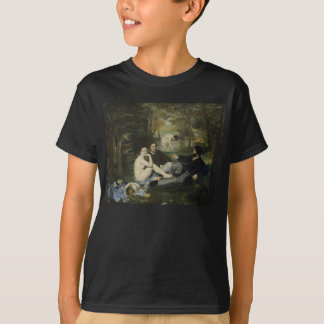 Luncheon on the Grass by Edouard Manet T-Shirt