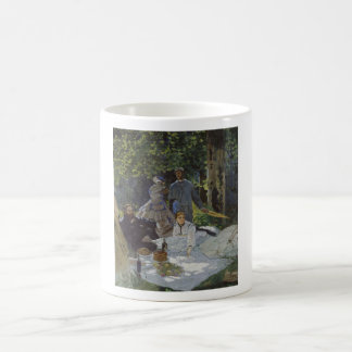 Luncheon on the Grass, Central panel (1865) Coffee Mug