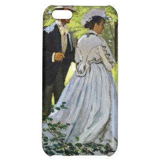 Luncheon on the Grass Claude Monet iPhone 5C Cases