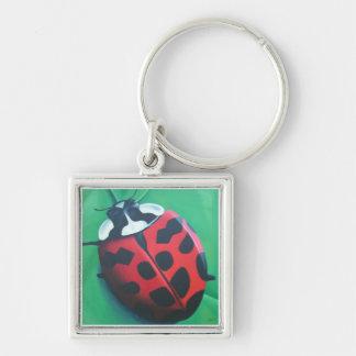 Lunching Lady . . . Bug Keychain