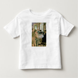 Lunchtime, 1883 toddler t-shirt