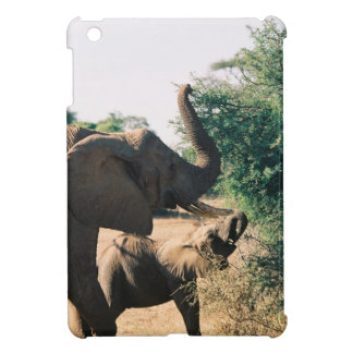Lunchtime in Kenya iPad Mini Cover