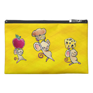 Lunchtime Mice Travel Bag Travel Accessories Bag