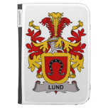 Lund Family Crest Case For The Kindle