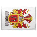 Lund Family Crest Place Mat