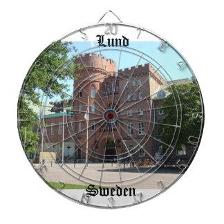 Lund University Castle Dartboards