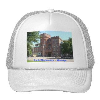 Lund University Castle Trucker Hat