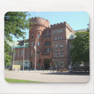 Lund University Castle Mouse Pad