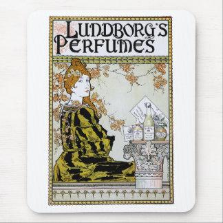 Lundborg's Perfumes Mouse Pad