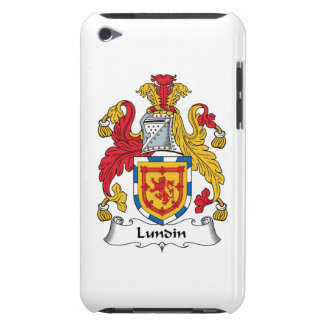 Lundin Family Crest iPod Case-Mate Cases