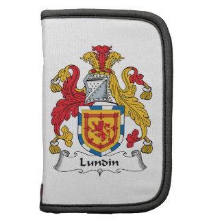 Lundin Family Crest Organizer