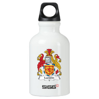 Lundin Family Crest SIGG Traveler 0.3L Water Bottle