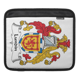 Lundin Family Crest Sleeves For iPads