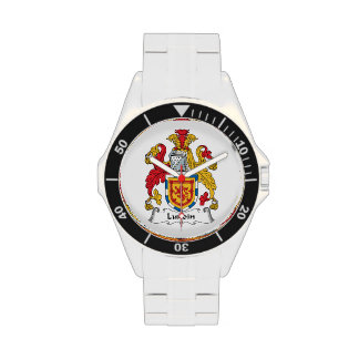 Lundin Family Crest Watches