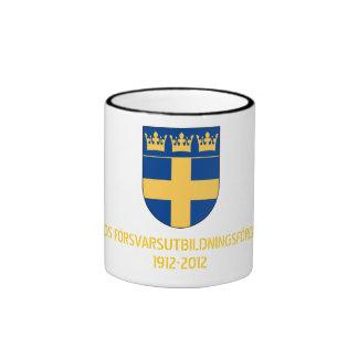 Lunds Försvarsutbildningsförening 1912-2012 Ringer Mug