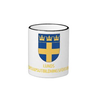 Lunds Försvarsutbildningsförening. Ringer Mug