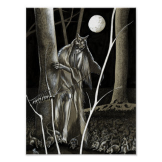 Lune del La Póster