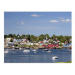 Lunenberg, Nova Scotia, Canada. 2 Postcard