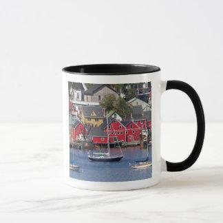 Lunenberg, Nova Scotia, Canada. 3 Mug