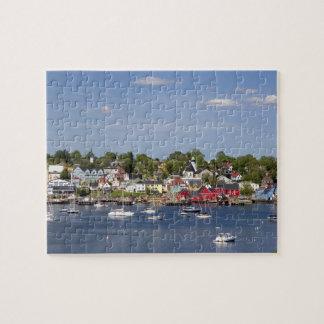 Lunenberg, Nueva Escocia, Canadá. 2 Puzzle