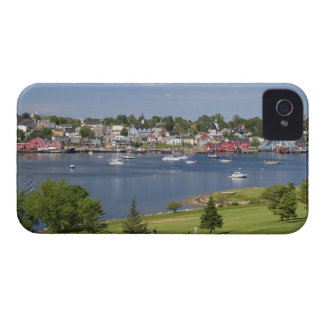 Lunenberg, Nueva Escocia, Canadá iPhone 4 Case-Mate Cobertura