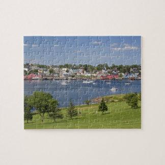Lunenberg, Nueva Escocia, Canadá Puzzle