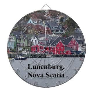 Lunenburg Nova Scotia Dart Board