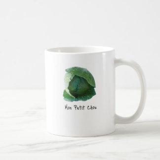 Lunes Chou pequeno Tazas De Café