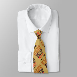 Lunfardo Tango Tie