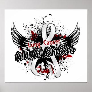 Lung Cancer Awareness 16 Poster