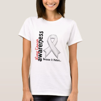 Lung Cancer Awareness 5 T-Shirt