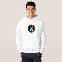 Lung Cancer Awareness Hoodie
