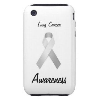 Lung Cancer Awareness Iphone 3/3gs case