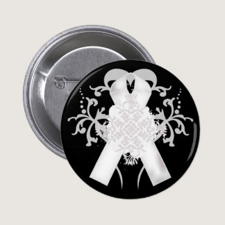Lung Cancer Awareness Month Button