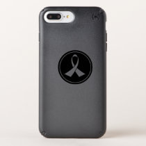 Lung Cancer Awareness Speck iPhone Case