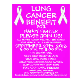 Lung Cancer Benefit Flyer