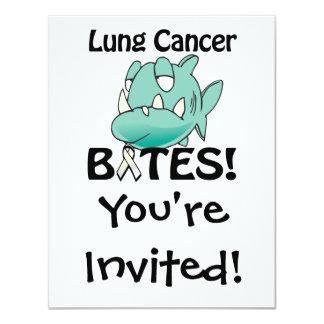 Lung Cancer BITES Card