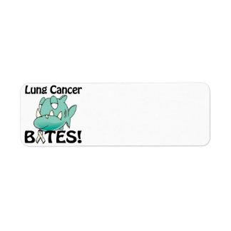 Lung Cancer BITES Label