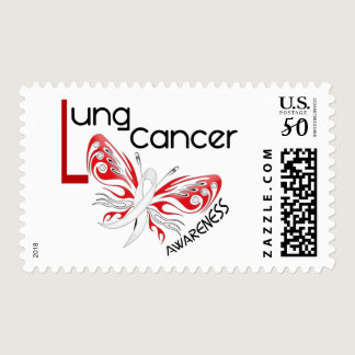 Lung Cancer BUTTERFLY 3.1 Postage