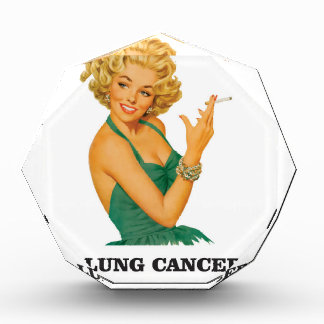 lung cancer girl award